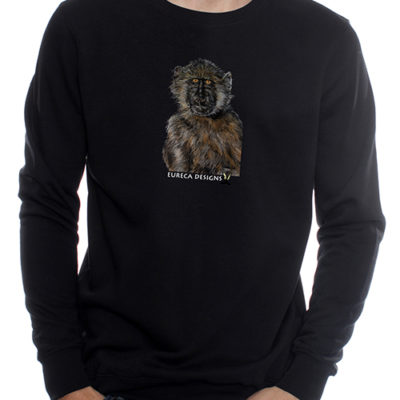Bobbejaan1 - Sweater - Black