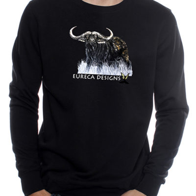 Buffel3 - Sweater - Black