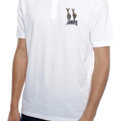 Klipspringer1 - Golf Shirt - White