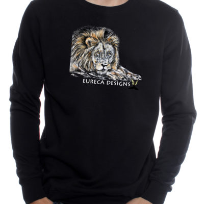 Leeu1 - Sweater - Black