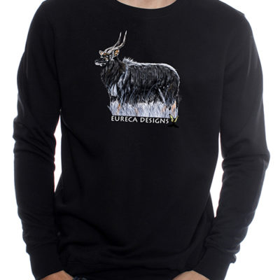 Njala2 - Sweater - Black