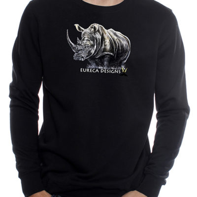Renoster1 - Sweater - Black