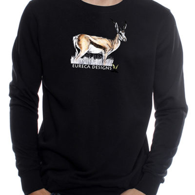 Springbok1 - Sweater - Black