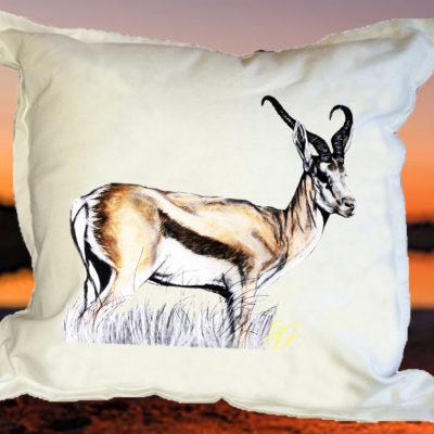 Springbok1 - Kussing